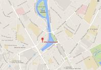Plan d'accès à la DRRT des Pays de la Loire
