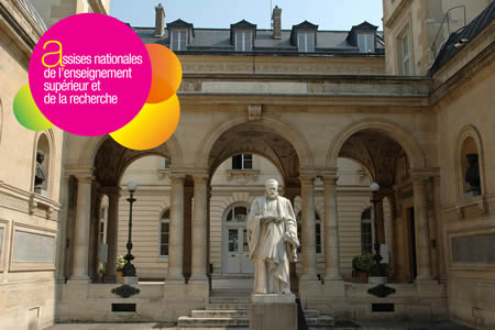 Ouverture des Assises nationales au Collège de France