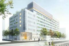 Campus rive gauche, bâtiment M6 A1