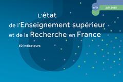 L'état de l'Enseignement supérieur et de la recherche en France - 2016