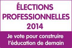 2014 Elections professionnelles