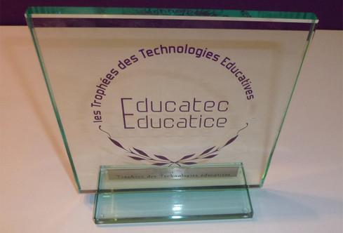 Trophées des technologies éducatives 2014