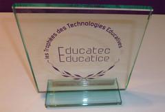 Trophée des technologies éducatives