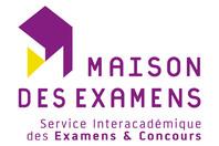 Logo Maison des examens