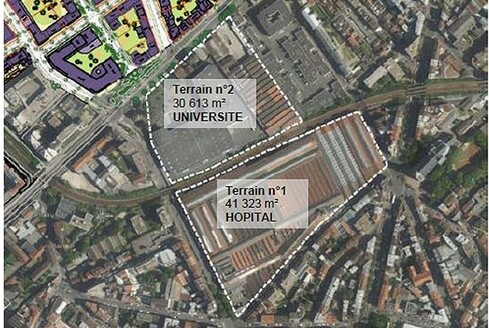 Déclaration d'intention  : Réalisation du campus hospitalo-universitaire - Grand Paris Nord