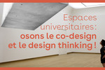 "Le guide ""Espaces universitaires : osons le co-design et le design thinking !"""