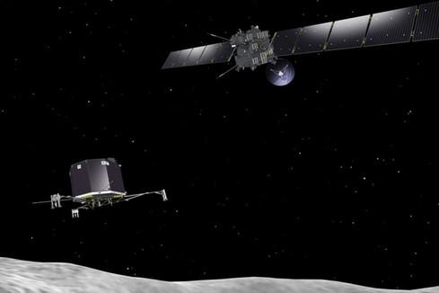 Rosetta - Churyumov-Gerasimenko, un des plus beaux rendez-vous de l'histoire spatiale