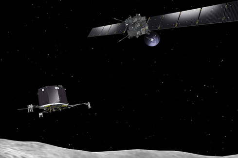 Mission Rosetta : Philae devrait atterrir sur la comète Churyumov-Gerasimenko