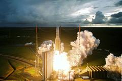 Décollage Ariane5 ECA : vol 171