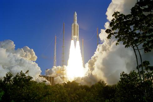 63e succès d'affilée pour Ariane 5