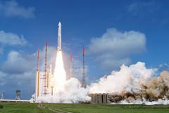 Décollage du lanceur Ariane 5