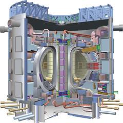 Le réacteur expérimental à fusion ITER
