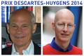 Prix Descartes Huygens 2014