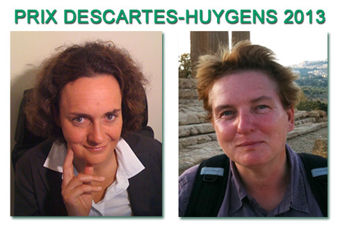 Prix Descartes Huygens 2013