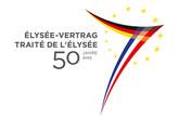 Année franco-allemande : cinquantenaire du Traité de l'Elysée
