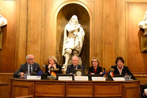 Semaine franco-allemande de la science: discours de Thierry Repentin