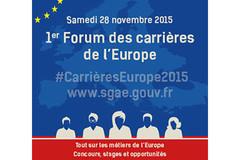 1er Forum des Carrières de l'Europe