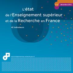 Etat de l'Enseignement supérieur et de la Recherche en France (n°5-déc.2011)
