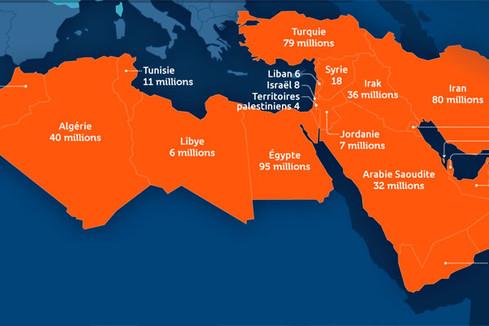 Appel à candidature pour renouveler les comités  scientifiques des Partenariats Hubert Curien de la zone  ANMO (Afrique du Nord, Moyen Orient)