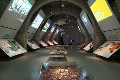 Exposition Campus : cathédrale de la Cité de l'Architecture
