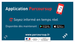 PARCOURSUP APPLICATION MOBILE