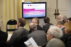 Colloque intelligence économique mars 2012