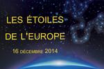Livret : Les Étoiles de l'Europe 2014