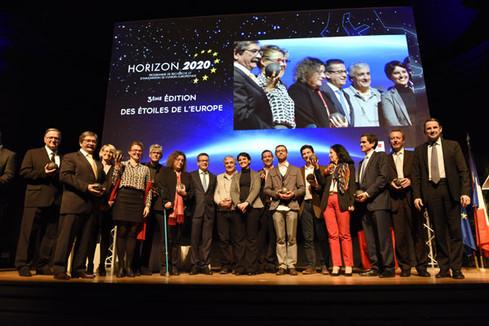 3e édition des Étoiles de l'Europe