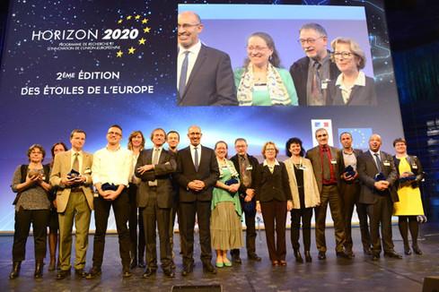2e édition des Etoiles de l'Europe