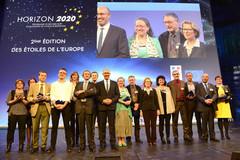 Etoiles de l'Europe 2014