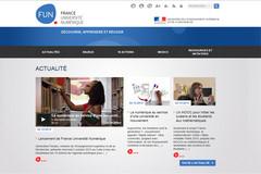Site France Université Numérique