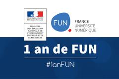 Logo 1 an FUN