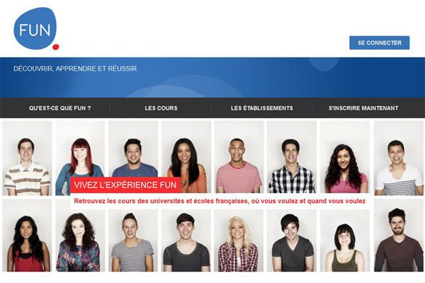 Home-france université numérique