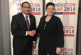 Lancement de l'Année 2018 de l'innovation France-Singapour