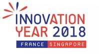Logo année France-Singapour