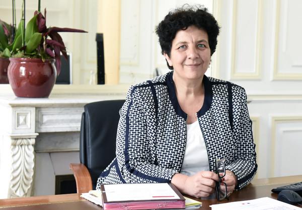 Frédérique Vidal, ministre de l'Enseignement supérieur, de la Recherche et de l'Innovation