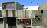 Exposition Opération campus : les étudiants en architecture imaginent le futur campus de Grenoble