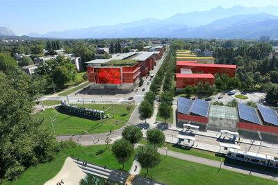 Grenoble Université de l'innovation