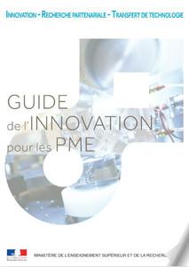 Guide 2012 de l'innovation pour les P.M.E.