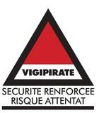 Vigipirate - Sécurité renforcée