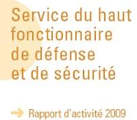 Rapport d'activité HFDS 2009