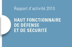 Rapport d'activité 2010 du H.F.D.S