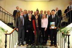 Signature de la convention de partenariat - plateforme HAL