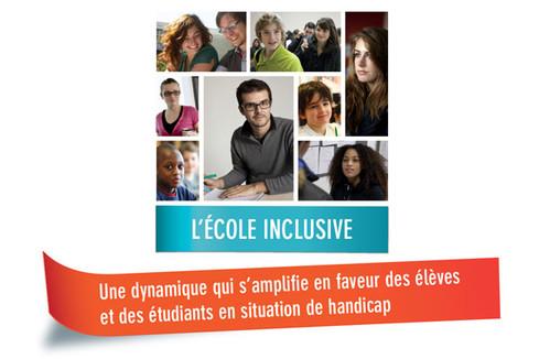 Conférence Nationale du Handicap 2014 : l'École inclusive, une dynamique qui s'amplifie