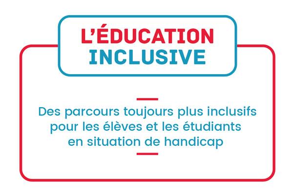 Le ministère réaffirme son engagement en faveur des élèves et des étudiants en situation de handicap