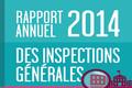 Rapport annuel 2014 des inspections générales (IGEN-I.G.A.E.N.R.)