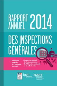 Rapport annuel 2014 IGEN-I.G.A.E.N.R.