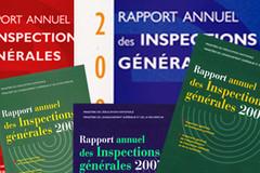 Les rapports de l'I.G.A.E.N.R.