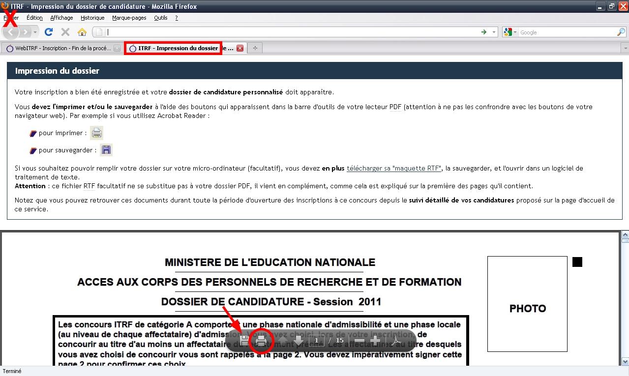 Service D Assistance Technique à L Inscription Ministère