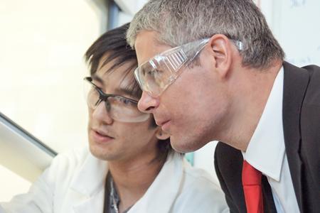 Laurent Wauquiez à Bordeaux : 3 premières Idex sélectionnées